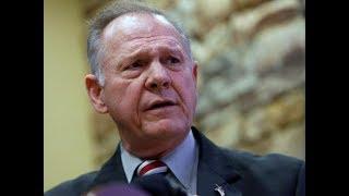 GOP Senators Are In Panic Mode Over Roy Moore