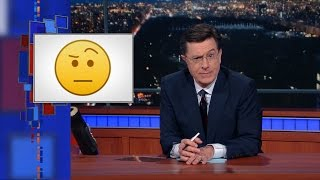 The Colbert Emoji Is Good For Almost Every Occasion