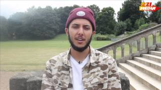 I Was Never Proud To Be A Muslim - AkhiTweet  [ Young And Muslim ] EP1