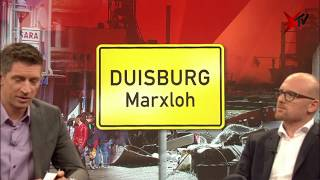 SPD-Oberbürgermeister Sören Link über Duisburg-Marxloh - der komplette Talk | stern TV (07.09.2017)