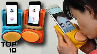 Top 10 Insane iPhone Accessories You Have To Buy