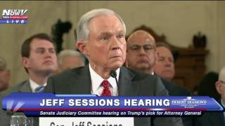 PART 3: Confirmation Hearing of Trump Attorney General Nominee Jeff Sessions