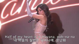 [한글자막]  카밀라 카베요 - Havana