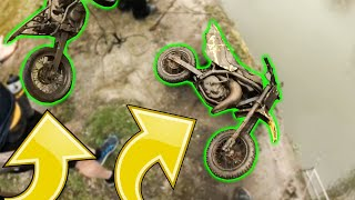 Magnet Fishing -  Motorcycle recovery