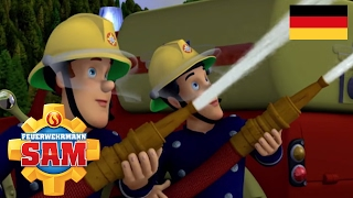 Feuerwehrmann Sam   Spiel mit Feuerwehrmann Sam   Cartoons für Kinder