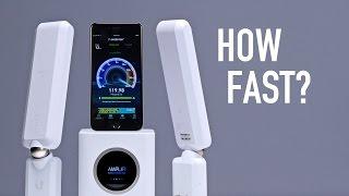 The Fastest WiFi I