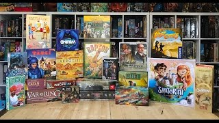 Favorite 2 Player Board Games - Board Game Spotlight - Lost Cities