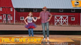 Percussive Dance – The Gong Show