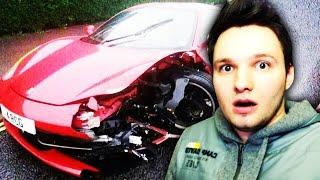 SUPERWAGEN TOTALSCHADEN !!! (Crash Wheels)