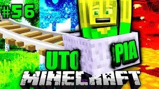 ACHTERBAHN durch 4 DIMENSIONEN?! - Minecraft Utopia #056 [Deutsch/HD]