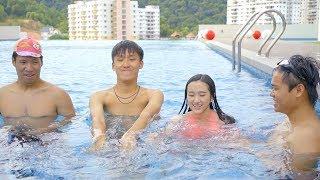 19种游泳的人