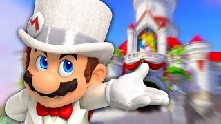 A WEDDING TO ATTEND | Super Mario Odyssey - Part 7 (END)