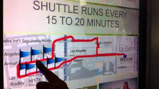 LAX Airport Hotel Shuttle