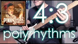 4:3 Polyrhythms (in top 40 pop music?!) [ AN