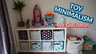 MINIMISING TOYS FOR CHRISTMAS
