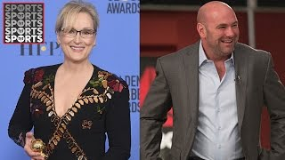 Meryl Streep Really Angered the MMA World