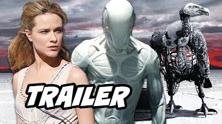 Westworld Season 2 Trailer - New Episode and Theory Breakdown