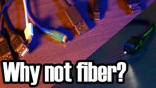 Fiber vs. Copper; What do we really need?