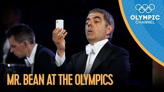 Mr. Bean Live Performance at the London 2012 Olympic Games
