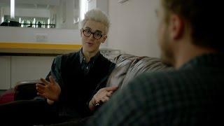 Tom Felton interviews Tom from McFly | Tom Felton Meets the Superfans