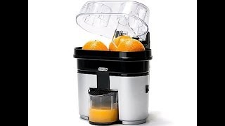DASH Dual Electric Citrus Juicer
