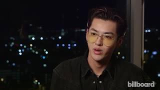 [Eng]Kris Wu talks love of Hip Hop and