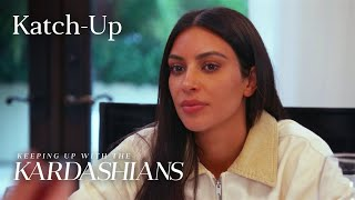 """Keeping Up With the Kardashians"" Katch-Up S13, EP.4 