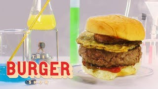 How to Make the Perfect Burger According to Science | The Burger Show