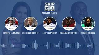 UNDISPUTED Audio Podcast (11.10.17) with Skip Bayless, Shannon Sharpe, Joy Taylor | UNDISPUTED