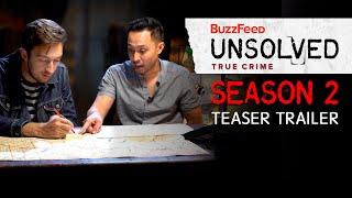 Unsolved True Crime Season 2 Trailer