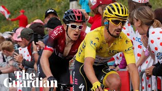 Tour de France: Thomas 'itching to go' as Alaphilippe 'changes plan' to preserve lead