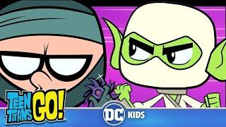 Teen Titans Go!   Ultimate Stealth Ninjas   DC Kids