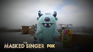 The Clues: Monster   Season 1 Ep. 8   THE MASKED SINGER