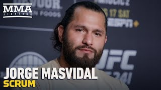Jorge Masvidal Wants Nate Diaz, Big Paycheck Next - MMA Fighting