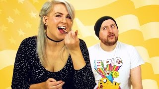 Irish People Taste Test American Pies