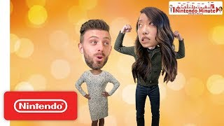 Nintendo Switch Swap Challenge – Nintendo Minute