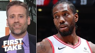 Kawhi is the best player in the world, ahead of LeBron! - Max Kellerman | First Take