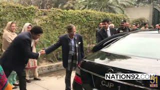 Lifestyle :: Chief Justice of Pakistan Justice Saqib Nisar CJP