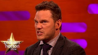 Chris Pratt's 5 Year Old Son Isn't Impressed By His Dad's Acting | The Graham Norton Show