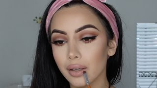 DRUGSTORE Makeup Tutorial | Affordable Makeup & Tools