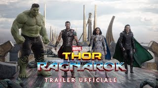 Thor: Ragnarok - Trailer Ufficiale Italiano   HD