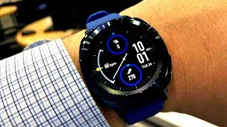 Samsung Gear Sport review Smartwatch and activity tracker - Cabstone Technology