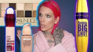 FULL FACE USING ONLY MAYBELLINE PRODUCTS! | Jeffree Star