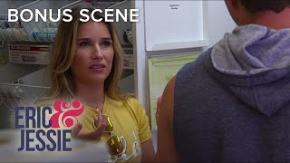 Jessie James Decker and Her Brother Go Paint Shopping | Eric & Jessie | E!