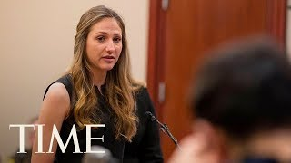 Sexual Abuse Victims Confront Larry Nassar In Court: