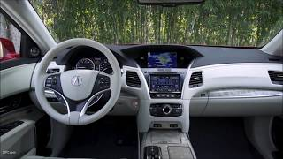 2018 Acura RLX Sport Hybrid Interior | exterior | drive | usa | canada | edmunds | car tv | top 10s
