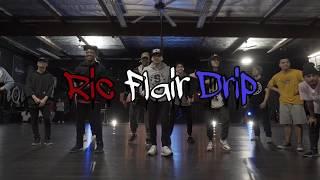 Ric Flair Drip | Melvin Timtim choreography | SRank Freestyle
