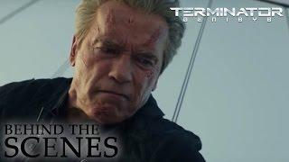 TERMINATOR: GENISYS   Bridge Scene   Official Behind the Scenes (HD)