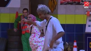 مسرح مصر - رقص كوميدي من على ربيع و أوس أوس