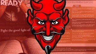 Gay Couple Given Satan Wedding Programs